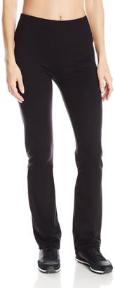 Calvin Klein Women's Ponte Knit Straight Leg Pant