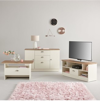 Swift Charlotte Ready Assembled Large Sideboard