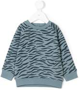 Stella McCartney tiger print sweatshirt