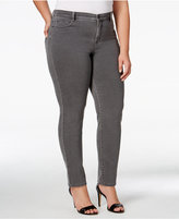 Style&Co. Style & Co Plus Size Tummy-Control Slim-Leg Jeans, Only at Macy's
