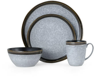 Mikasa 16-Piece Willa Brown Dinnerware Set