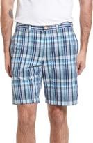 Tommy Bahama Men's Big & Tall Milos Madras Plaid Shorts