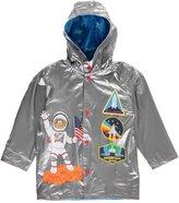Wippette Little Boys Rainwear Astronaut Space Traveler Raincoat Jacket