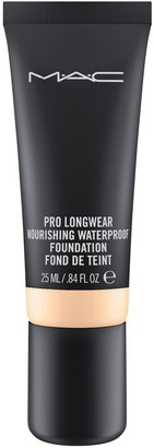 M·A·C MAC Pro Longwear Nourishing Waterproof Foundation 25ml - Colour Nc12