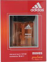 adidas MOVES PULSE by for MEN: EDT SPRAY 1 OZ
