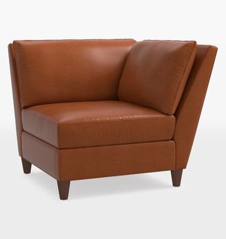 Rejuvenation Vailer Leather Sectional Corner