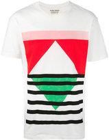 Henrik Vibskov colourful graphic T-shirt - men - Cotton - M