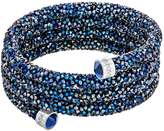 Swarovski Crystaldust Blue Crystal Wide Bracelet 5294928