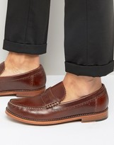 Grenson Ashley Leather Penny Loafer