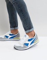 Diadora Camaro Sneakers In Blue