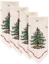 Spode Christmas Tree, Napkins, Created for Macy's, Set of 4