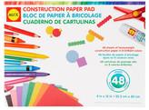 Alex Construction Paper Pad