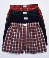 Tommy Hilfiger Woven Boxer 4-Pack Underwear - Men's