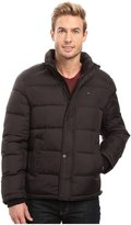 Tommy Hilfiger Mens Classic Quilted Puffer Coat L