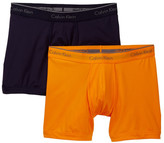 Calvin Klein Athletic Fit Boxer Brief - Pack of 2