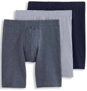 Jockey Men's 3-Pack Relaxed Cooling Comfort Midway Briefs