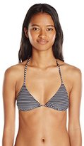 Billabong Women's Gettin Native Triangle Bikini Top