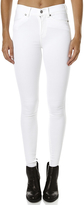 Dr. Denim Lexy High Waist Jean White