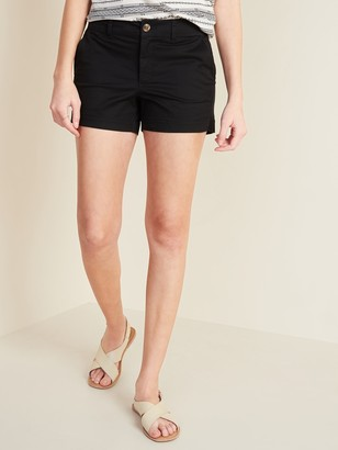 Old Navy Relaxed Mid-Rise Everyday Shorts for Women - 3.5-inch inseam