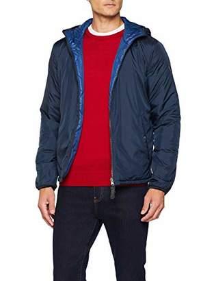 Marc O'Polo Men's 827096770154 Jacket, (Darkest Blue 895)