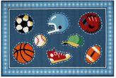 Fun Rugs Fun RugsTM Olive KidsTM Go Team Rug - 19'' x 29''