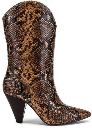 TORAL Python Boot