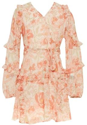Bardot Junior Girl's Lola Ruffle Floral Dress