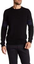 Autumn Cashmere Varsity Stripe Cashmere Sweater