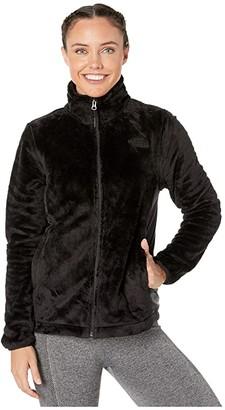 The North Face Osito Hybrid Full Zip Jacket (TNF Black) Women's Coat