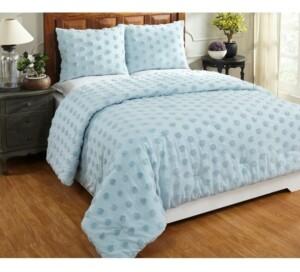 Better Trends Athenia Twin Comforter Set Bedding