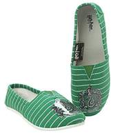 Harry Potter Slip On Shoes (, Slytherin)