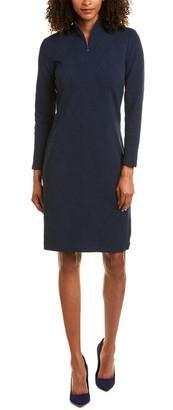 J.Mclaughlin Bedford Catalina Cloth Sheath Dress