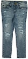 True Religion Boys' Rocco Skinny Jeans