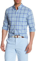 Slate & Stone Long Sleeve Plaid Slim Fit Shirt