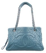 Chanel Quilted Caviar Timeless Soft Tote