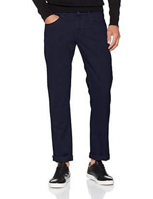 Camel Active Men's 488045/8531 Trousers, (Black 9), W33/L32