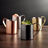 Crate & Barrel Moscow Mule Mugs
