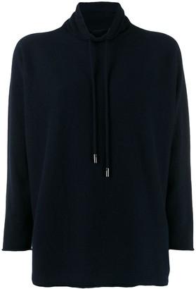 Lamberto Losani Hooded Sweater