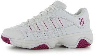 K-Swiss K Swiss Court Blast Ladies Tennis Shoes