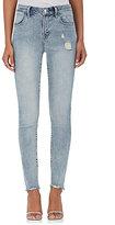 J Brand Women's Maria High Rise Skinny Distressed Jeans