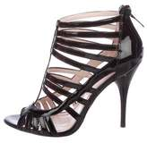 Tracy Reese Zeta Cage Sandals