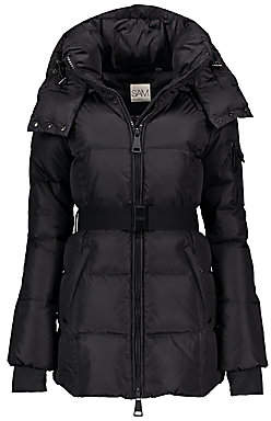 SAM. Women's Soho Matte Belted Down Puffer Jacket
