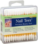 Fran Wilson Nail Tees® Precision Beauty Tool 120-Count Cotton Swabs