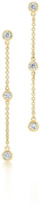 Tiffany & Co. Elsa Peretti Diamonds by the Yard drop earrings in 18k gold