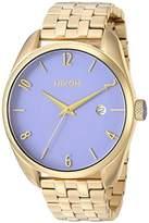 Nixon Women's 'Bullet' Quartz Stainless Steel Casual Watch