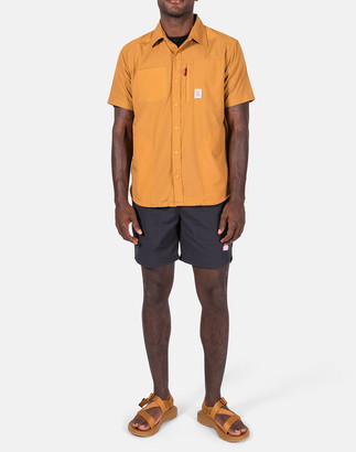 Madewell Topo Designs Ripstop Nylon Tech Short-Sleeve Shirt