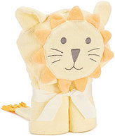 Elegant Baby Lion Hooded Towel