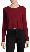 Autumn Cashmere Cashmere Cropped Sweater