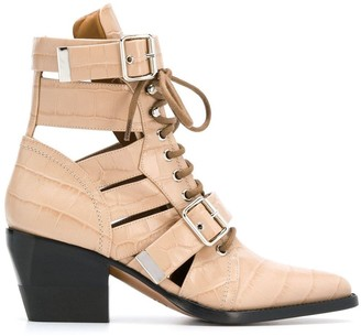 Chloé Pointed Boots