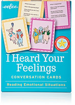 Eeboo I Heard Your Feelings Flash Cards